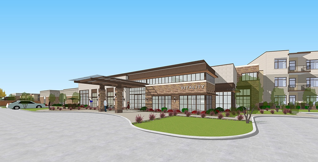 89-Unit Assisted Living & Memory Care Facility Approved in Oswego