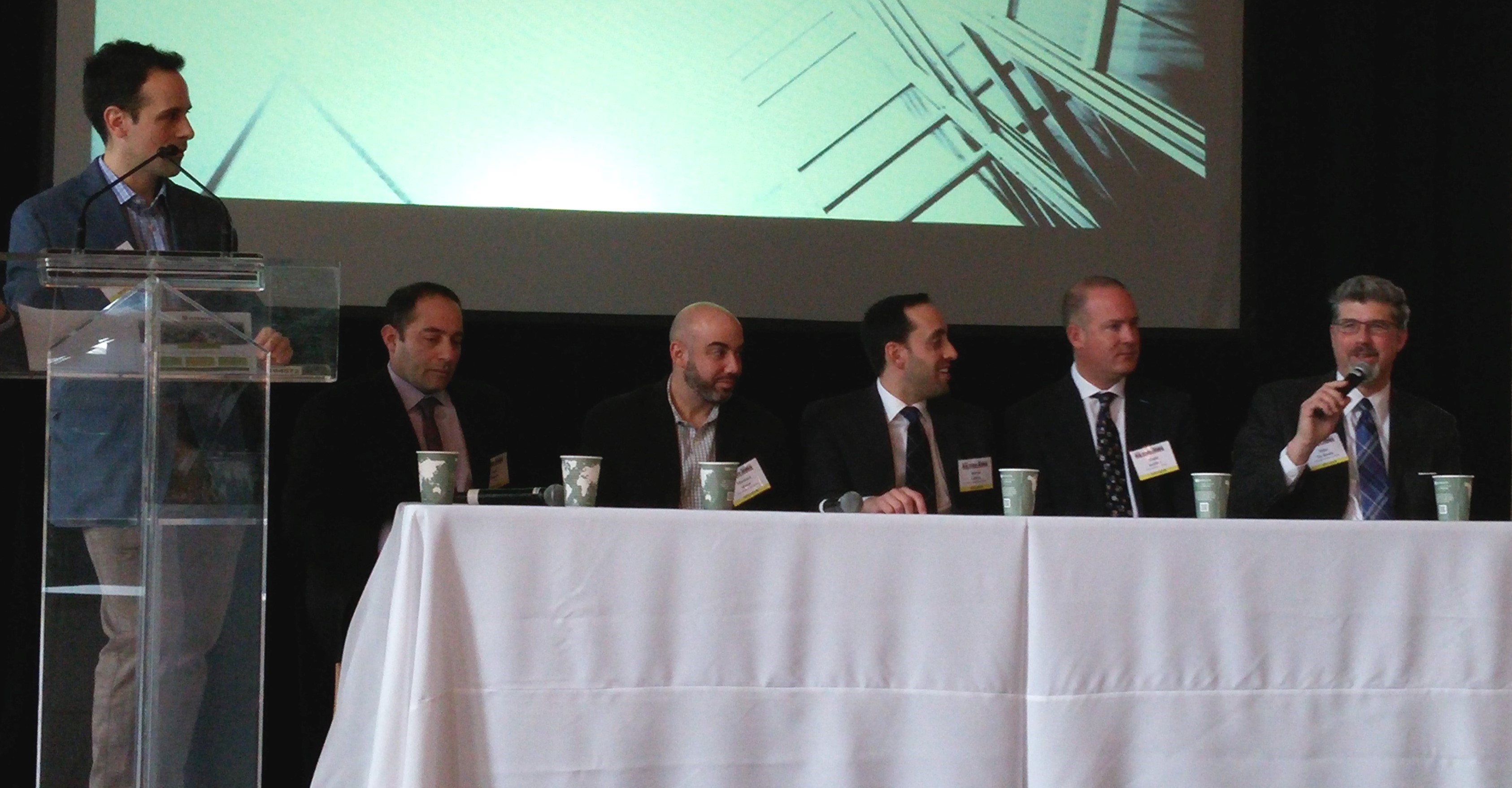 Mike De Rouin, CSI, CCCA Joins Panel at Illinois Real Estate Journal's Metro-Chicago Apartment Summit