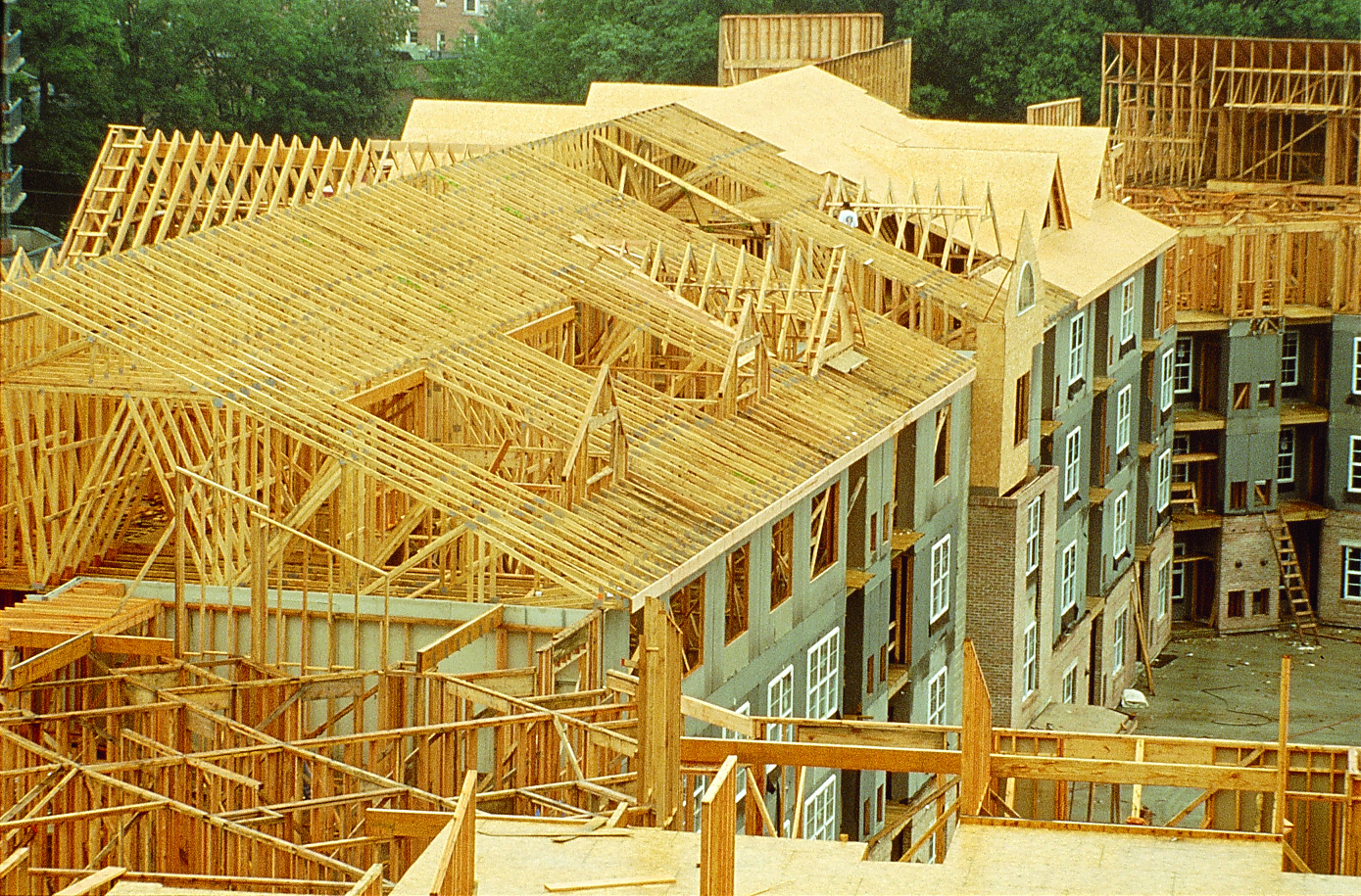 FitzGerald Hosts Seminar on Multi-Story Wood Frame Construction