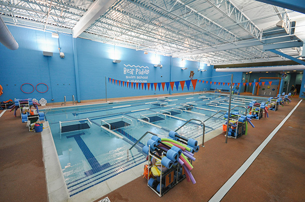Bear Paddle Swim School, Woodridge