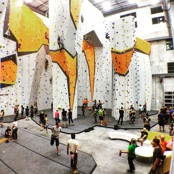 First Ascent Climbing & Fitness