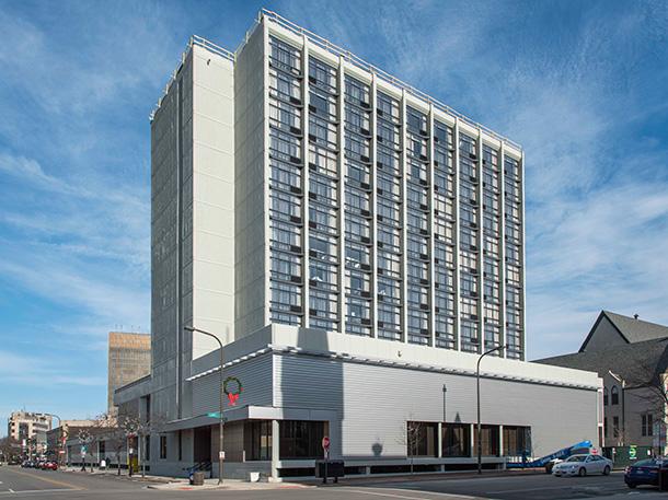Holiday Inn Hotel Chicago North Evanston