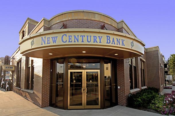 New Century Bank Branch