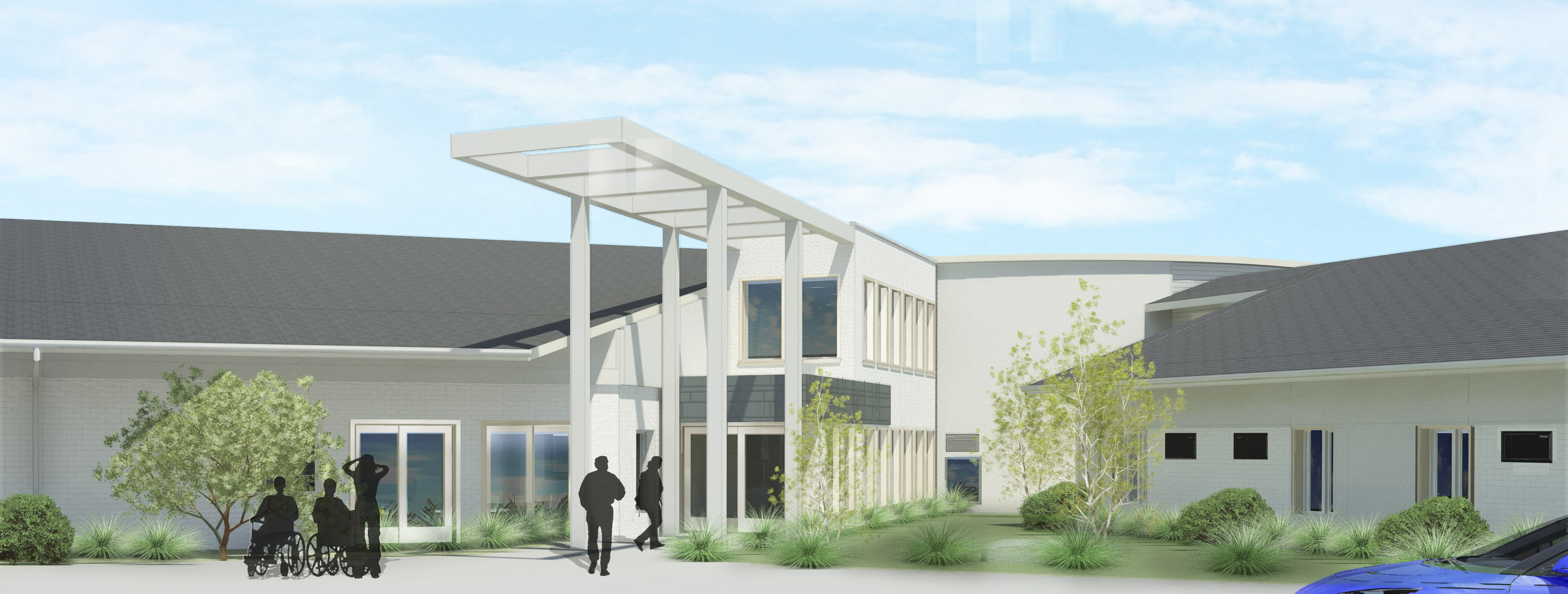 FitzGerald Selected for Three Supportive Living & Rehabilitation Facility Renovations