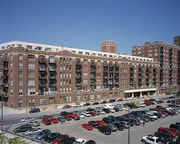 The Sexton Lofts & Townhomes