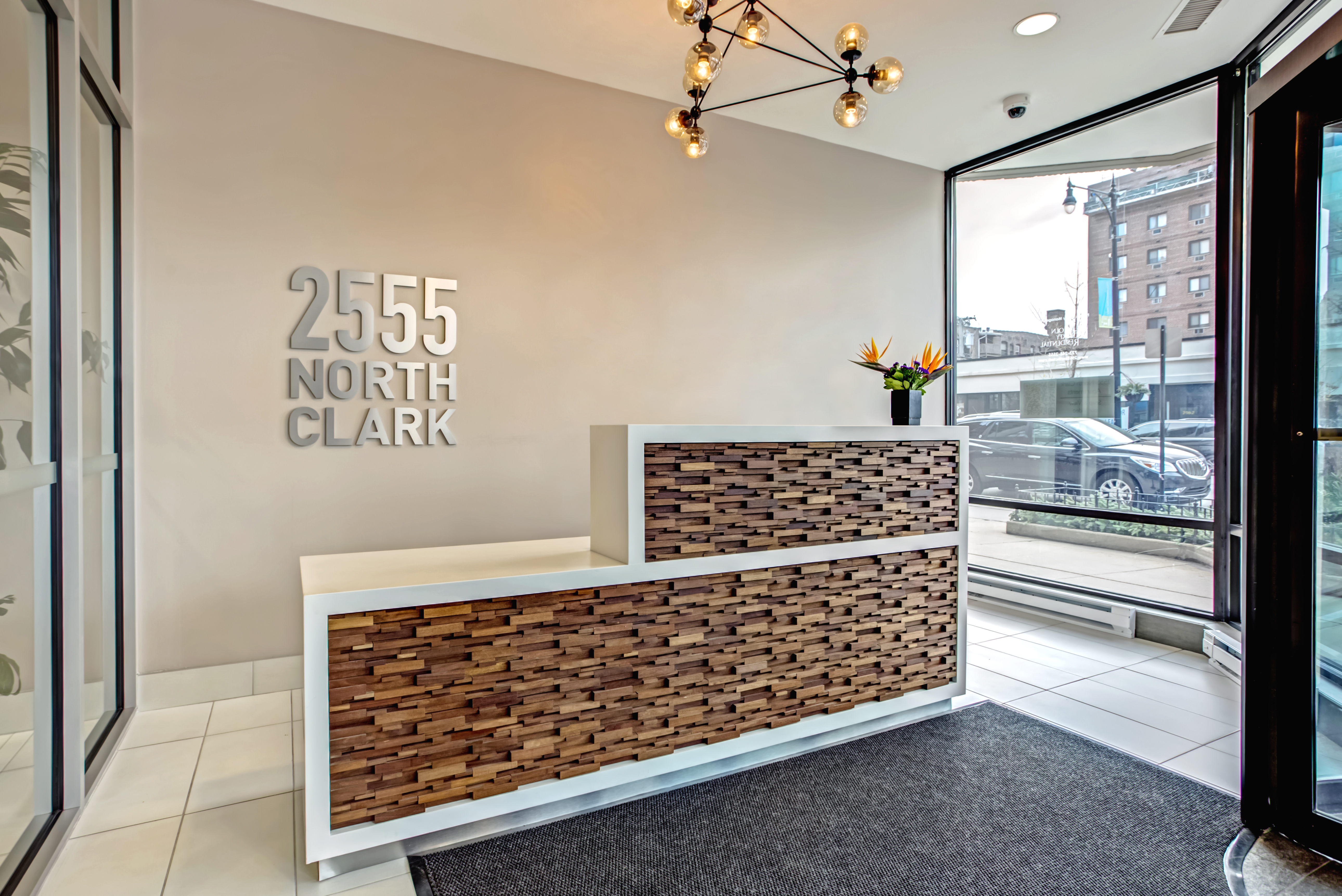 2555 North Clark Street