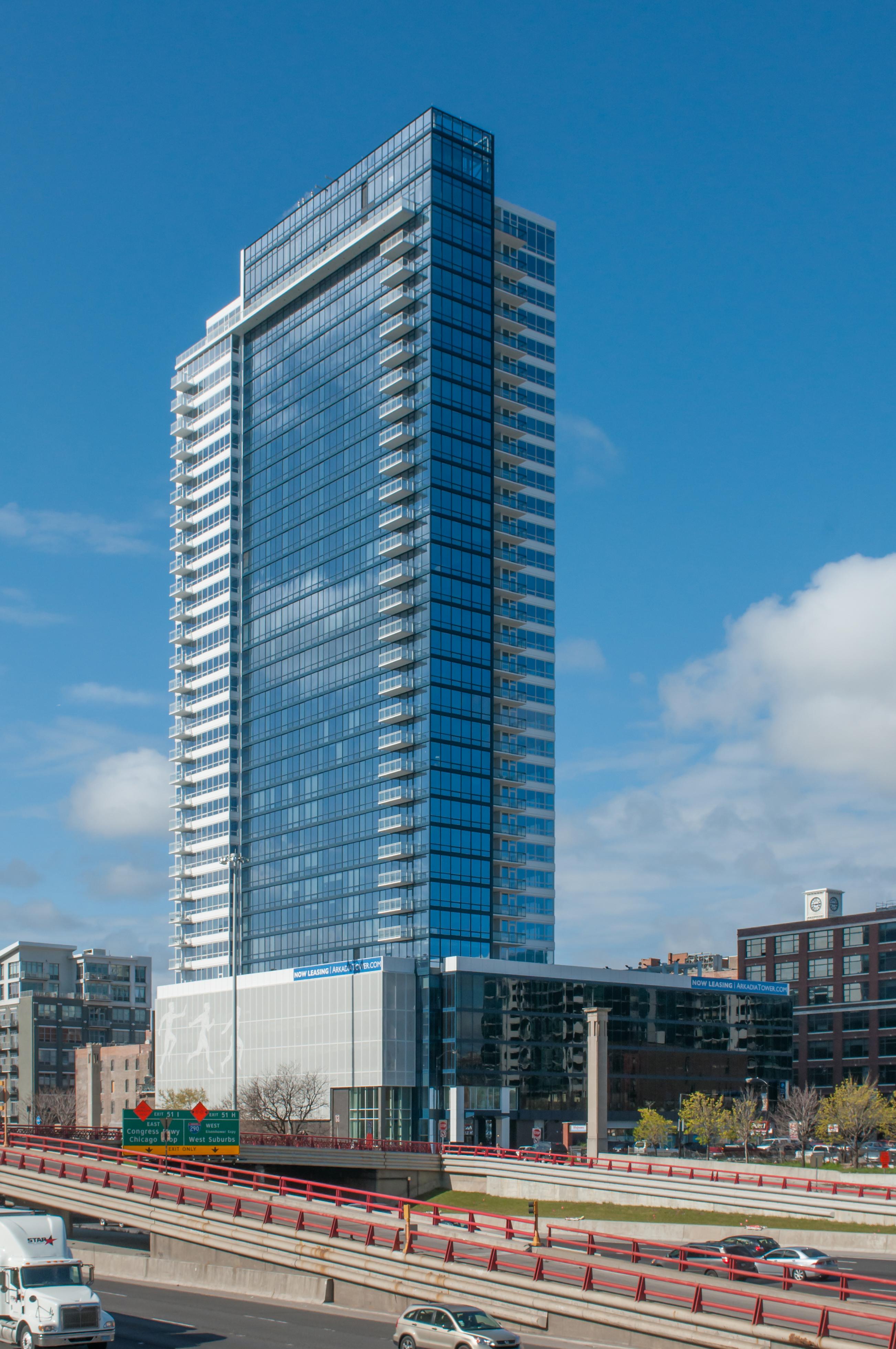 Arkadia Tower