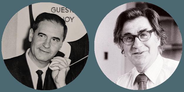 Harold Pawlan, Martin Reinheimer