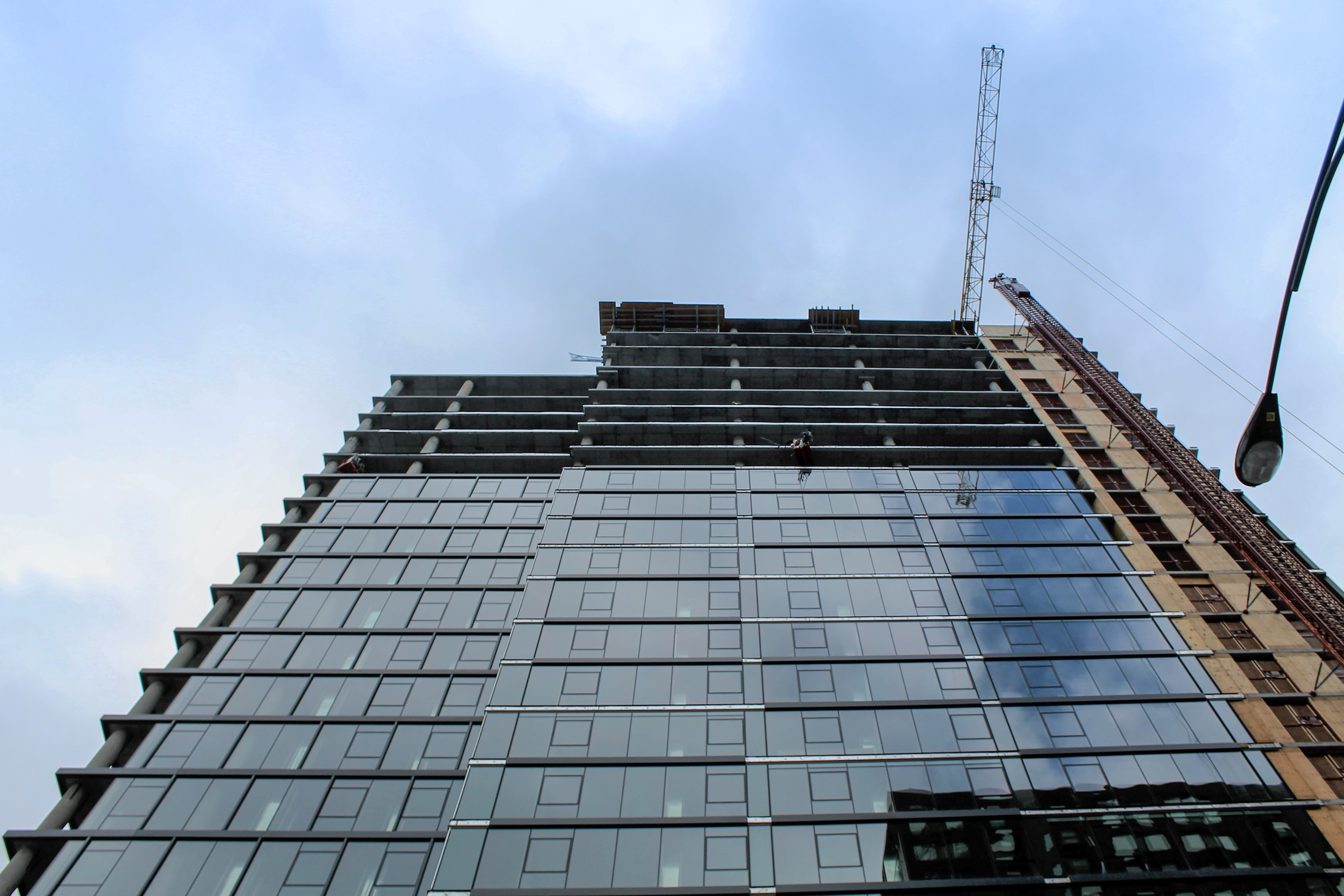 3Eleven Tops Out in River North