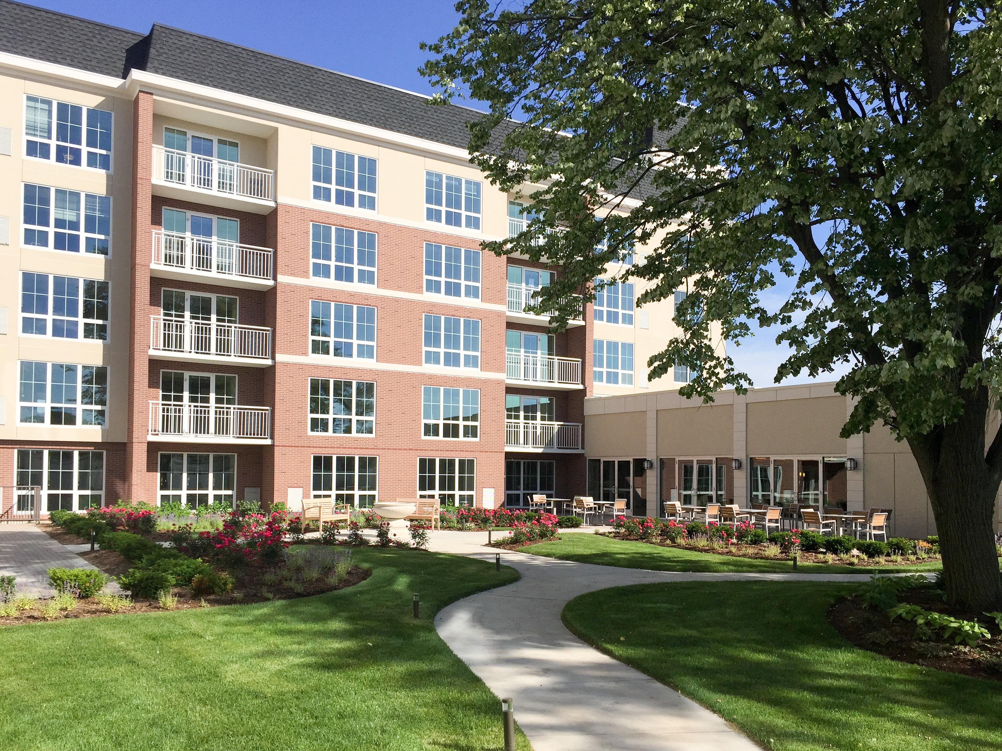 The Senior Housing Sweet Spot