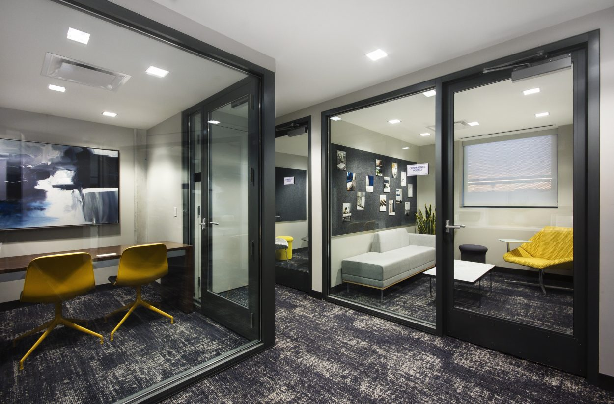 FitzGerald's Interiors Group Takes on National Clients in Corporate Interiors, Hospitality, Retail, and Multifamily