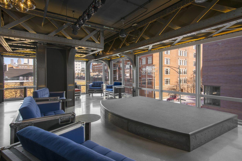 Amenity Design with an eye for marketability, longevity, and flexibility